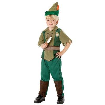 Peter Pan maskeraddräkt barn