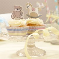 Rock A Bye baby muffins/cupcakessats - 50 st