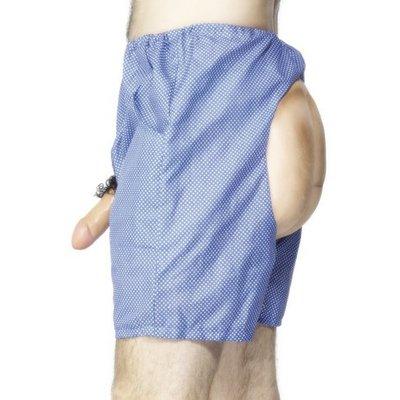 Rump- och snorre-shorts