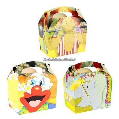 Circus partybox
