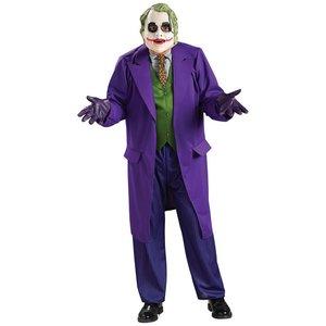 The Joker - maskeraddräkt delux