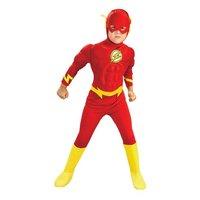 Flash maskeraddräkt barn
