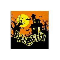 Halloween servetter - 33 cm- 12 st