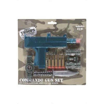 Commandosoldat pistolset