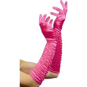 Handskar cerise