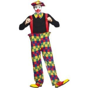 Clowndräkt - En riktig Pajas