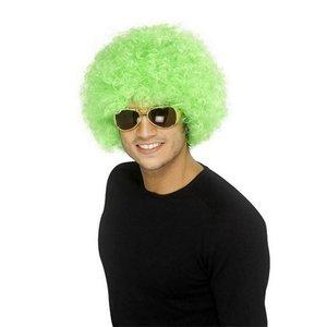Klargrön afroperuk