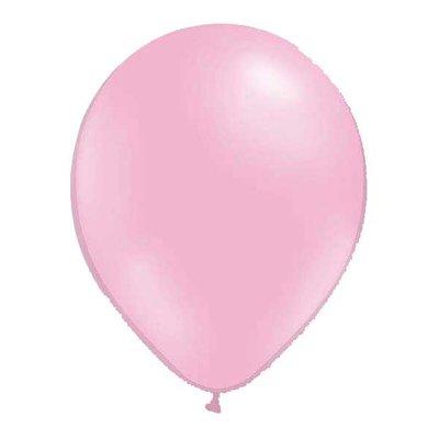 Latexballonger - Neonrosa 13 cm 100-pack