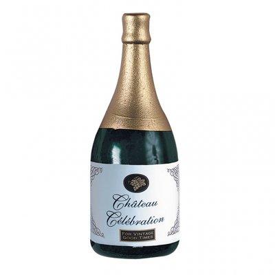 Ballongtyngd champagneflaska