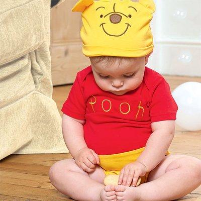 Nalle Puh bebis maskeraddräkt
