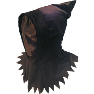 Ghoul huva och mask