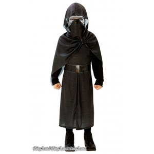 Kylo Ren Deluxe maskeraddräkt för barn