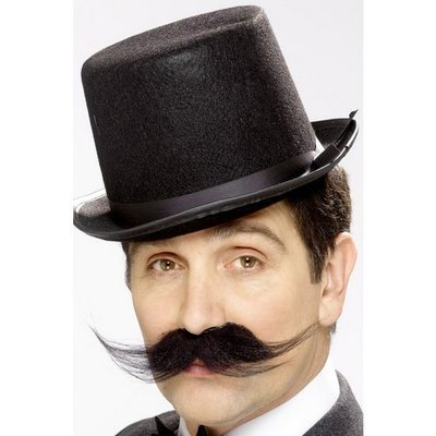 Detektiv mustasch