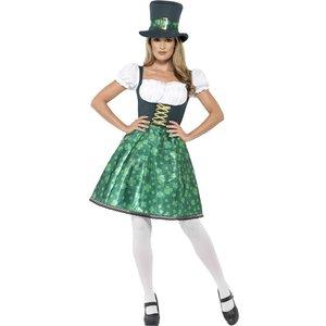 St Patrick's Day klänning maskeraddräkt