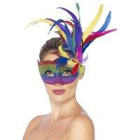 Karneval ögonmask