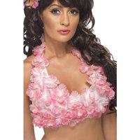 Hawaii blommig top