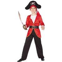 Piratpojke maskeraddräkt
