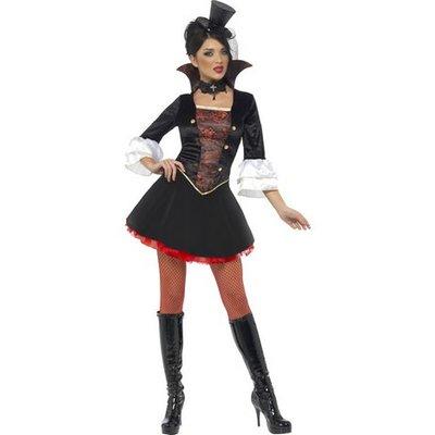 Vampyrprinsessa maskeraddräkt