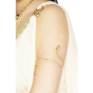 Egyptisk orm överarmsband