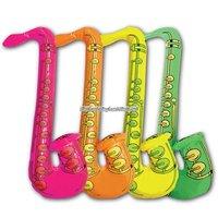 Uppblåsbar saxofon - 75cm