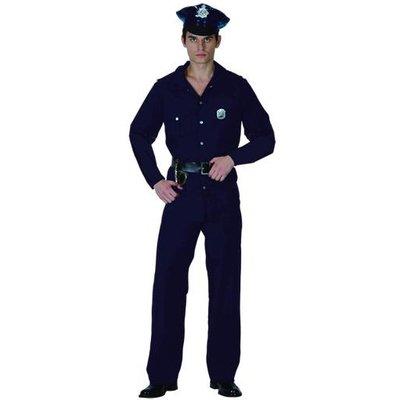 Polis - maskeraddräkt