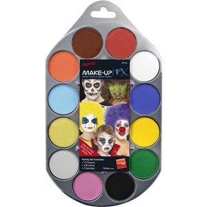 Make-Up Fx Palett, Aqua ansikts- och kroppsfärg