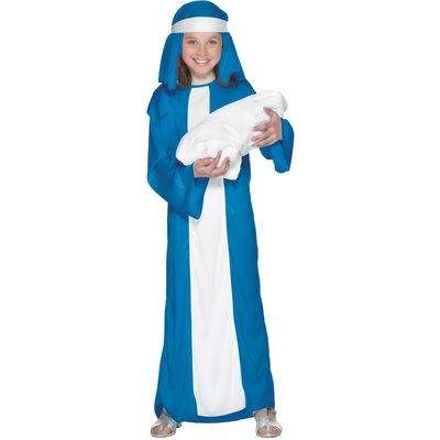 Jungfru Maria maskeraddräkt för barn