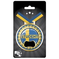 Medalj/kapsylöppnare - Student