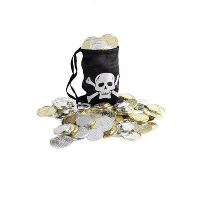 Pirat-myntväska