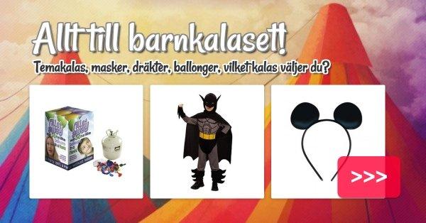 Barnkalas, roligaste kalaset att ordna - Superpriser!