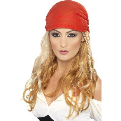 Pirat prinsessa peruk - blond