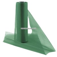 Organza rulle flaska grön - 25m