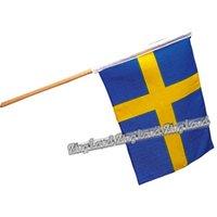 Svensk flagga - 30x40 cm