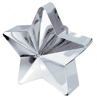 Ballongtyngd - Stjärna Silver 170g