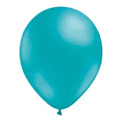 Latexballonger - Turkosa