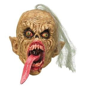 Evil toungemask