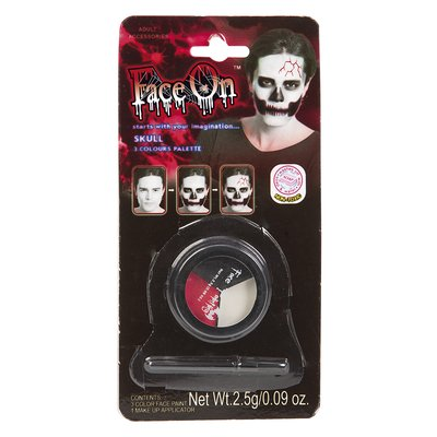 Make-up kit Skull