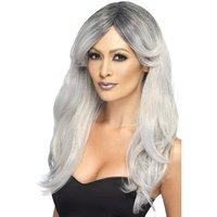 Spöklik glamour peruk