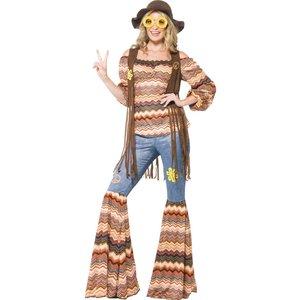 Harmoni hippie maskeraddräkt