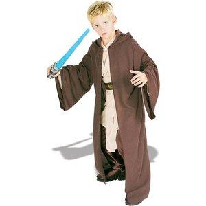Deluxe Jedi Robe maskeraddräkt barn