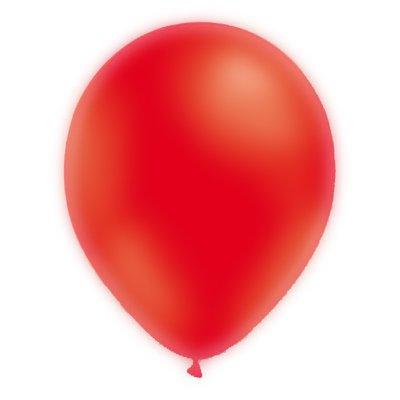 Latexballonger - Neon Röda