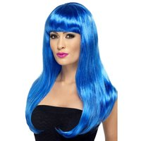 Peruk Babelicious - blå