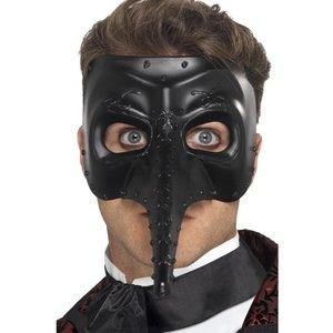 Venetiansk gotisk capitano mask