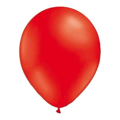 Latexballonger - Röda