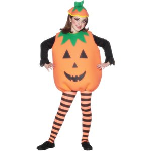 Pumpkin maskeraddräkt barn