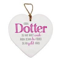 Hjärttavla - Dotter