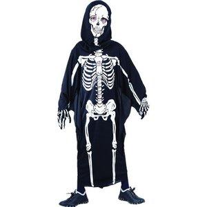 Skelett pojke maskeraddräkt