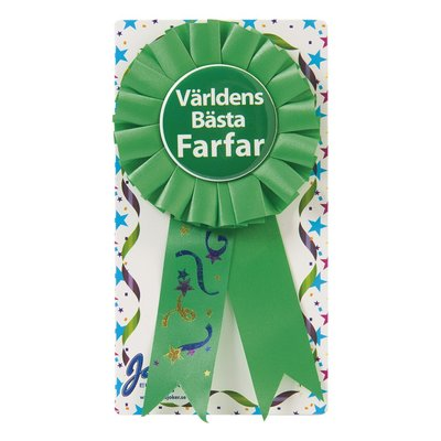 Rosett: Farfar