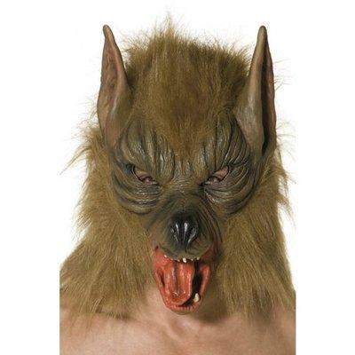 Mask varg täckande