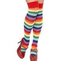 Clown långa strumpor